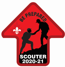 SCOUTER - ARROW CREST - 2020-21