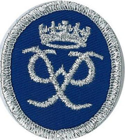 BADGE - DUKE OF EDINBURGH