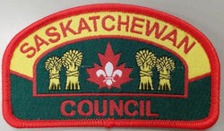 BADGE - SASKATCHEWAN COUNCIL