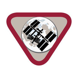 BADGE - CUB SPACE