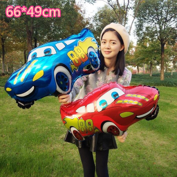 Cars Aluminum Foil Balloons Toys - Third Variety Select