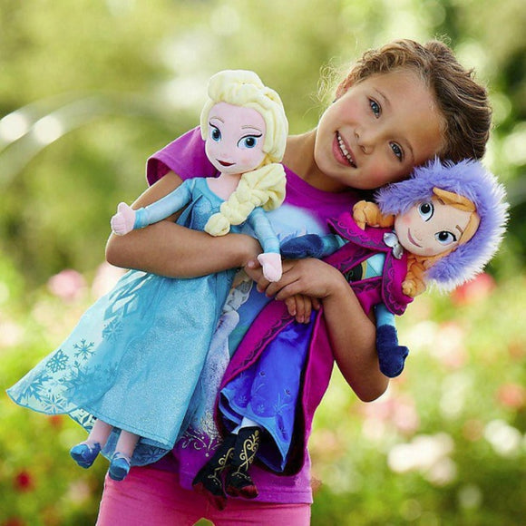Princess Anna& Elsa Doll Birthday Gifts - Third Variety Select