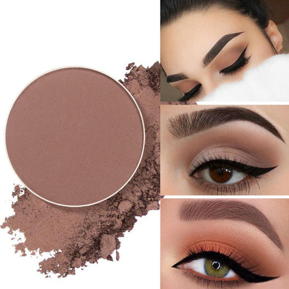 Natural Make Up Long-lasting Eye Shadow - Third Variety Select