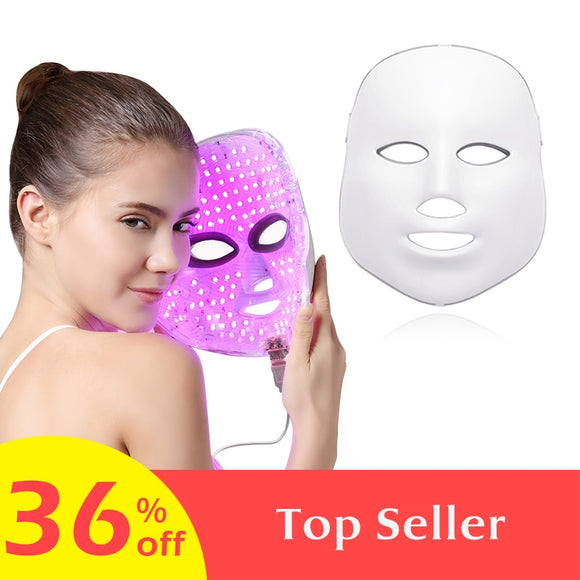 LED Beauty Skin Care Facial Mask - Third Variety Select