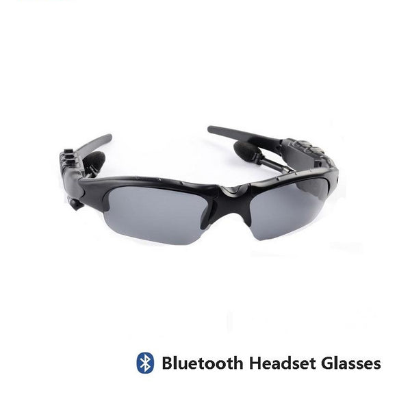 Polarized Smart Sunglasses with Bluetooth and Mic. Best Bluetooth Smart Sunglasses - Third Variety Select