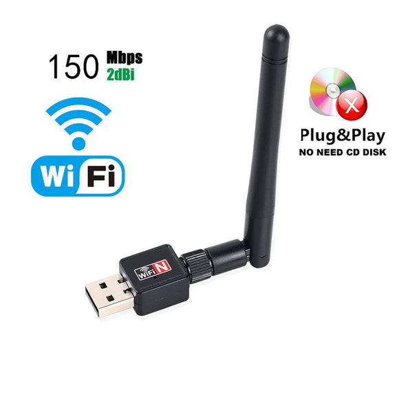 USB WiFi Adapter Mini Network Card - Third Variety Select