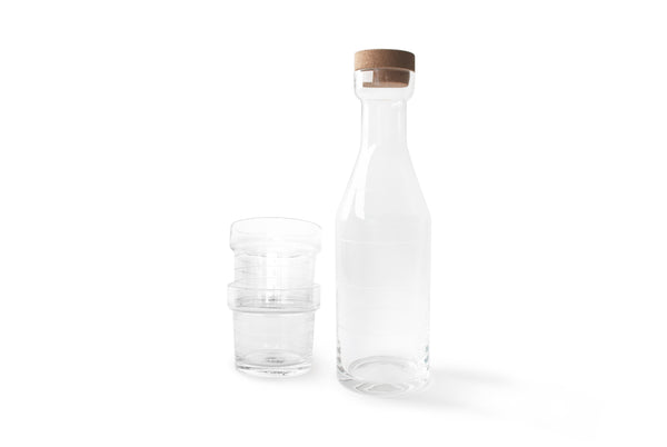 1989 Water Carafe by Ubikubi