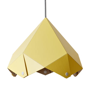 Frantaagi paper lamp - yellow