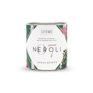 Scented candle in a can - Neroli