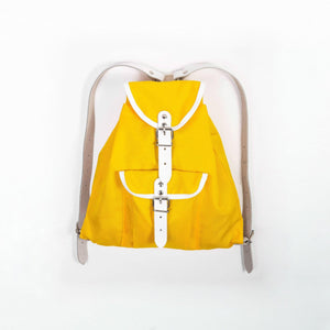 Children's backpack yellow
