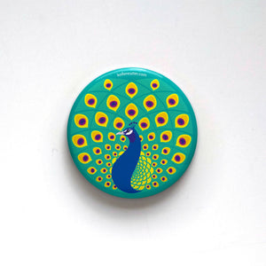 Magnet Peacock
