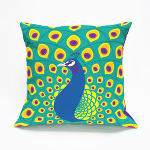 Pillow Cover Peacock