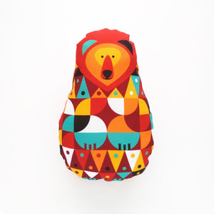 Puppet Bear Orange