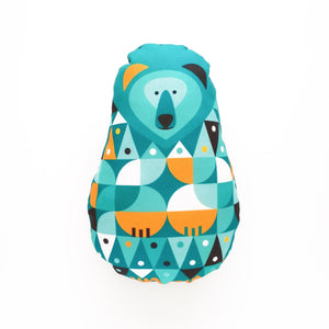 Puppet Bear Turquoise
