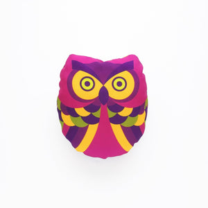 Puppet Owl Purple