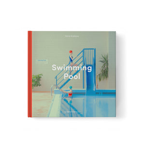"Photo Book ""Swimming Pool"" by Maria Svarbova - Cover"