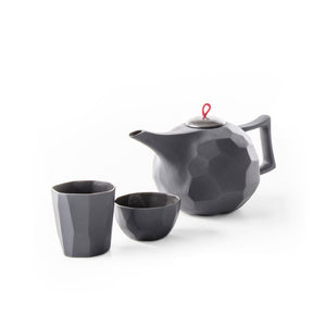 Limbo Tea Set Black