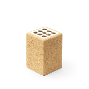 Ubikubi cork pencil cup