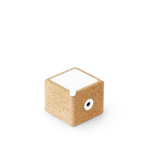 Ubikubi cork pencil sharpener