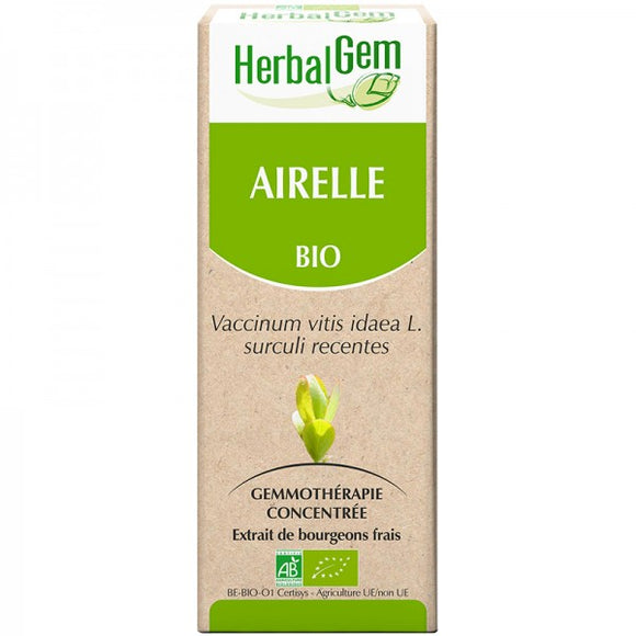 Airelle bourgeon 15ml - HerbalGem - HerbalGem
