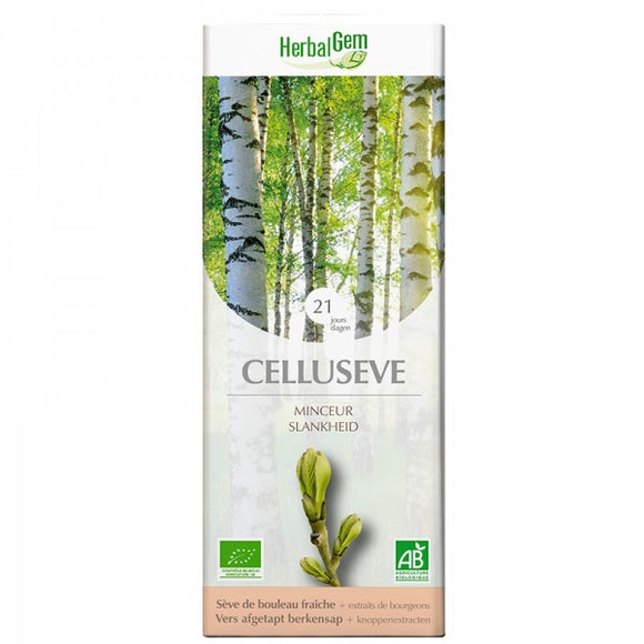 Cellusève 250ml - Herbalgem - HerbalGem