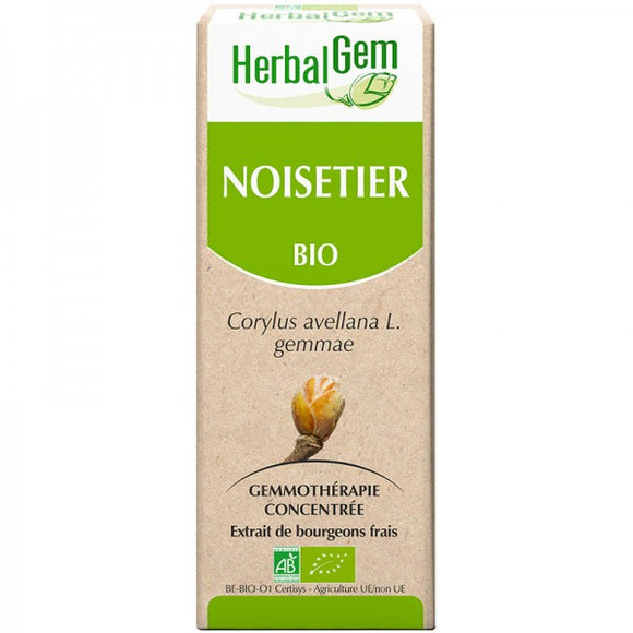 Noisetier bourgeon 50ml - HerbalGem - HerbalGem