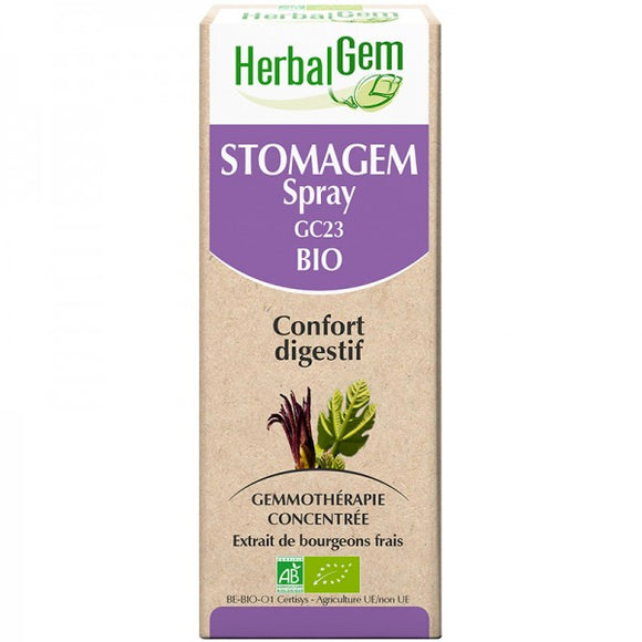 Stomagem Bio spray 10ml - GC23 - HerbalGem - HerbalGem