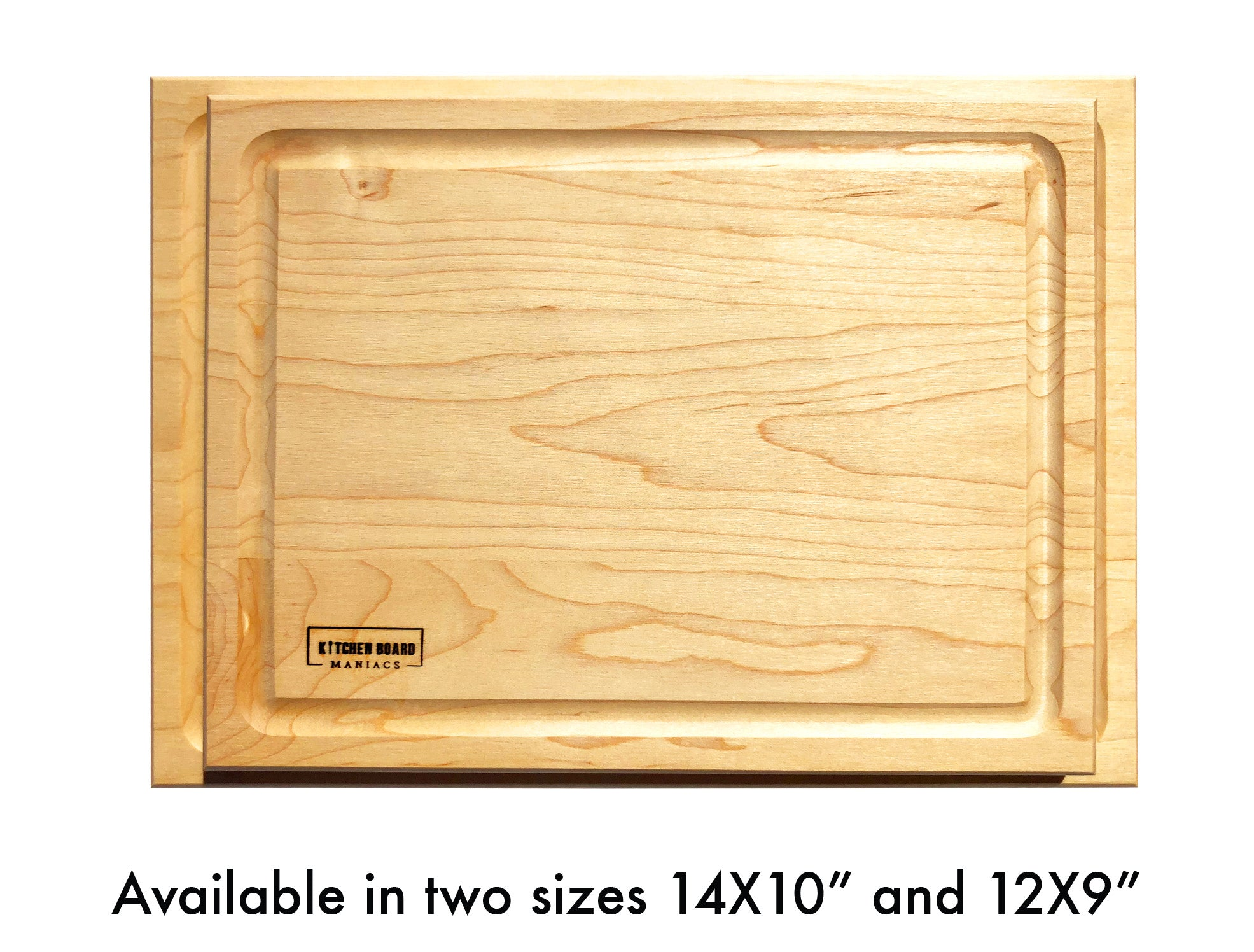 LARGE Maple Wood Cutting Boards For Kitchen 14x10