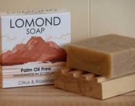 Lomond Palm Oil Free Soap