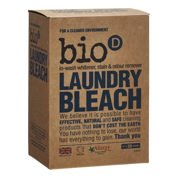 BD laundry bleach