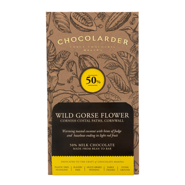Chocolarder Bean-to-Bar Chocolate 70g