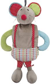 Heat pack Fred the mouse