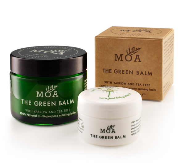 MOA The Green Balm 15ml or 50ml