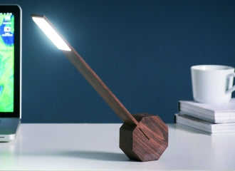 Gingko Octagon One desklamp