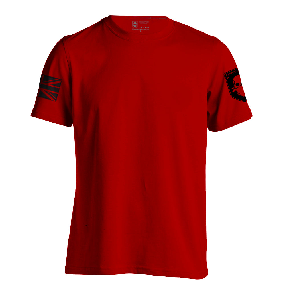 BASE T-SHIRT RED