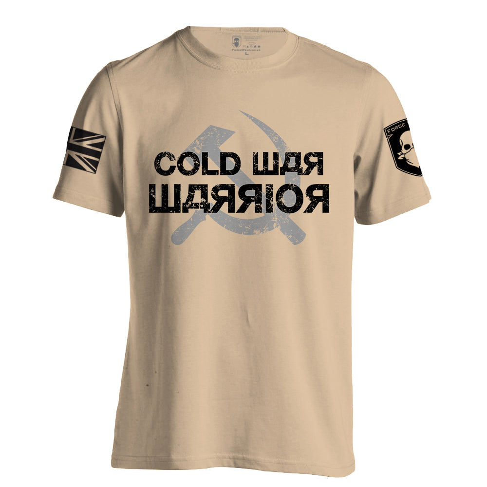 COLD WAR WARRIOR