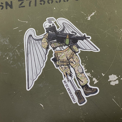 GUARDIAN ANGEL STICKER SET 185