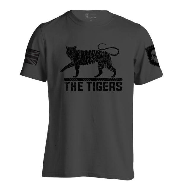 THE TIGERS BANNER