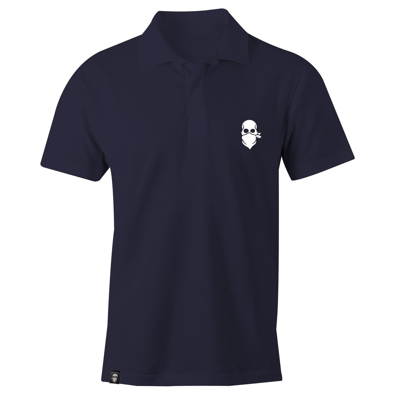 FORCE WEAR POLO NAVY-FORCE WEAR ®-Force Wear HQ