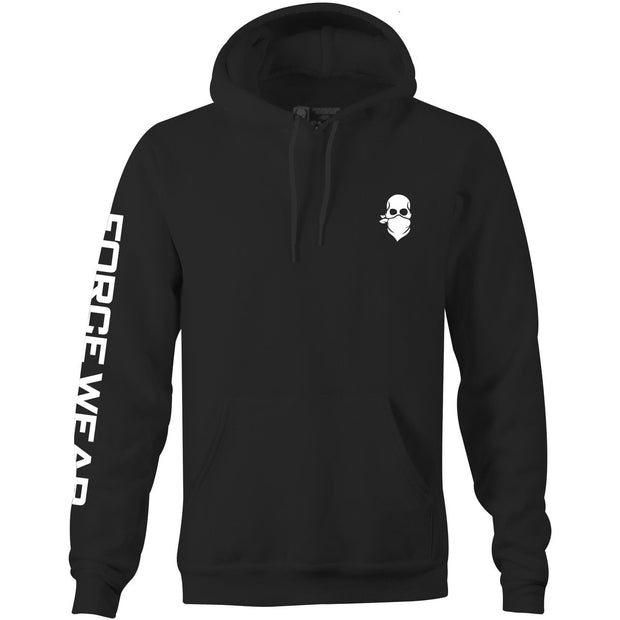 FW ICON HOODIE 2019 BLK-NEW DESIGNS (ALL BRANDS)-Force Wear HQ