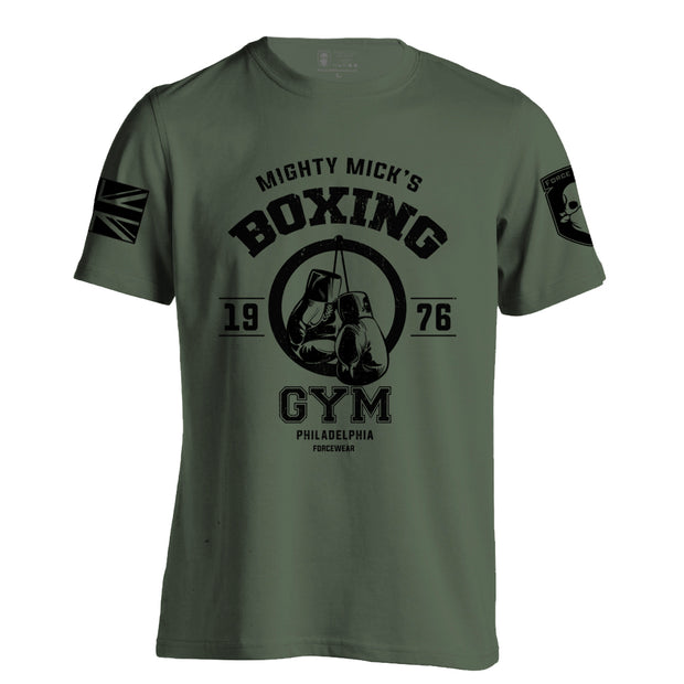 'ROCKY' MIGHTY MICK'S BOXING GYM