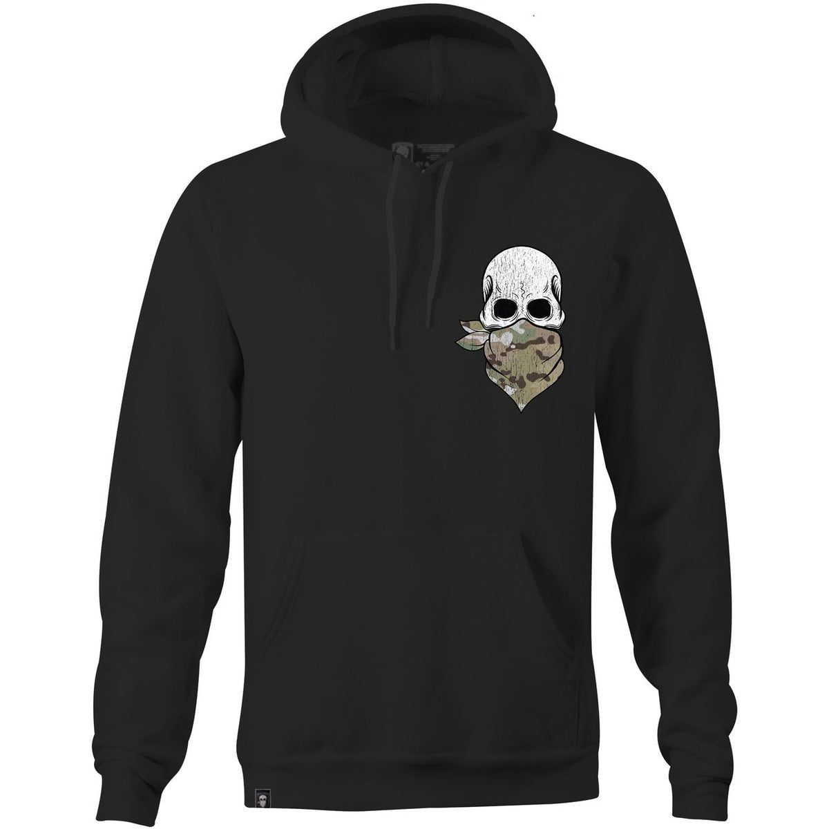 MTP SKULL OVERSIZED TAG HOODIE-NEW DESIGNS (ALL BRANDS)-Force Wear HQ