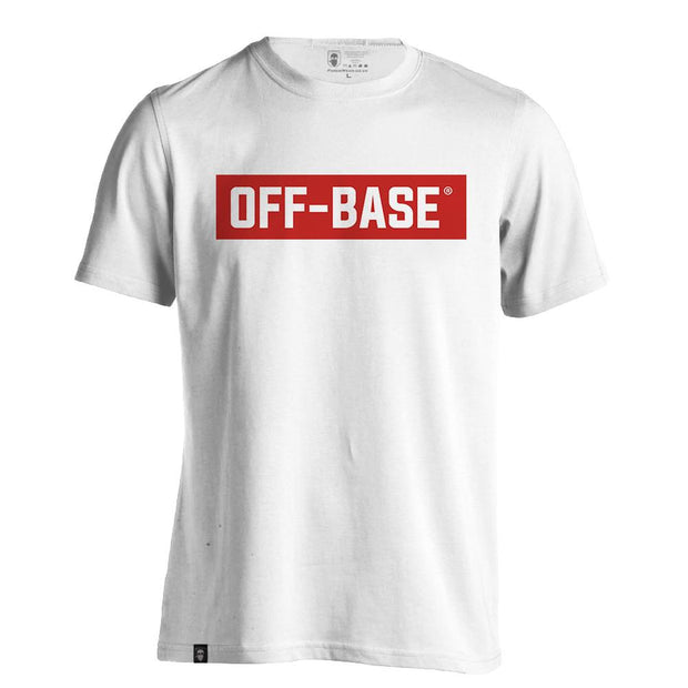 OFF-BASE CLASSIC WHT-NEW DESIGNS (ALL BRANDS)-Force Wear HQ