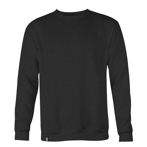 OFF-BASE 'COMFY' BLK SWEAT-NEW DESIGNS (ALL BRANDS)-Force Wear HQ