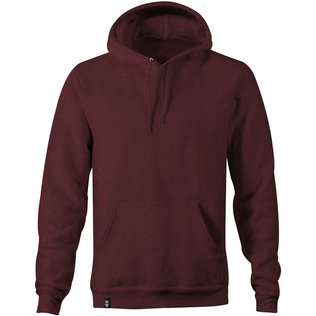 OFF-BASE 'SUPER SOFT' MAROON HOODIE-NEW DESIGNS (ALL BRANDS)-Force Wear HQ