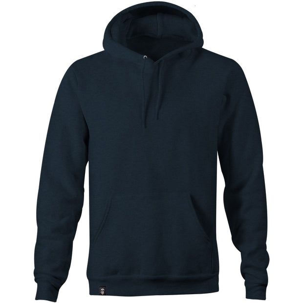 OFF-BASE 'SUPER SOFT' NAVY HOODIE-NEW DESIGNS (ALL BRANDS)-Force Wear HQ