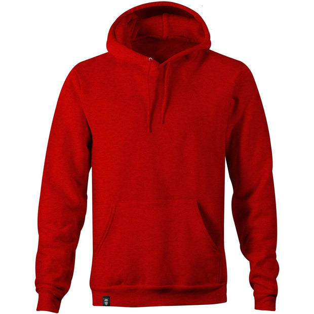 OFF-BASE 'SUPER SOFT' RED HOODIE-NEW DESIGNS (ALL BRANDS)-Force Wear HQ