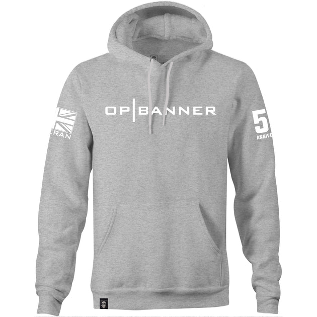Op Banner 50th Anniversary Hoodie Force Wear Hq