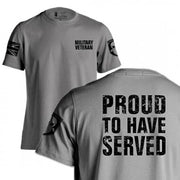 PROUD TO HAVE SERVED-FORCE WEAR ®-Force Wear HQ