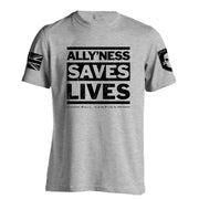 BORN FEARLESS ALLYNESS SAVES LIVES